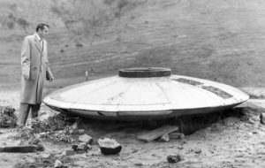 Flying Saucers AREA 51