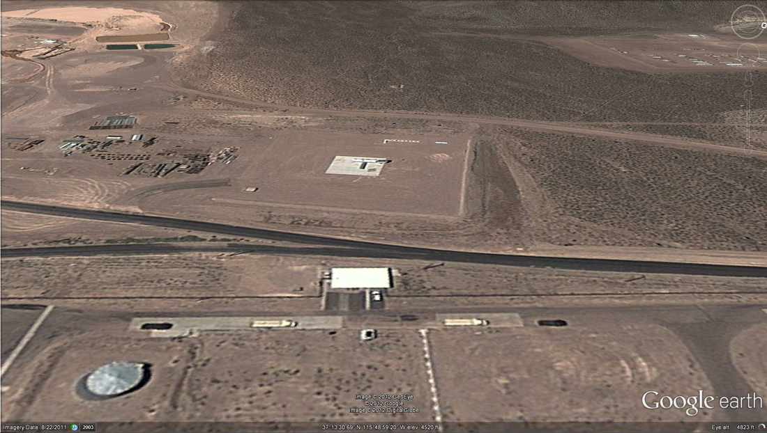 Facts that you must know about area 51 world oddities for Ok google plenty of fish