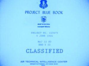 PROJECT BLUE BOOK AREA 51
