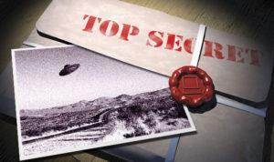 UFO SECRETS AND POLITICS