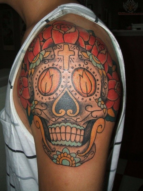 Skull Tattoo Designs Do You Know The Meaning World Oddities